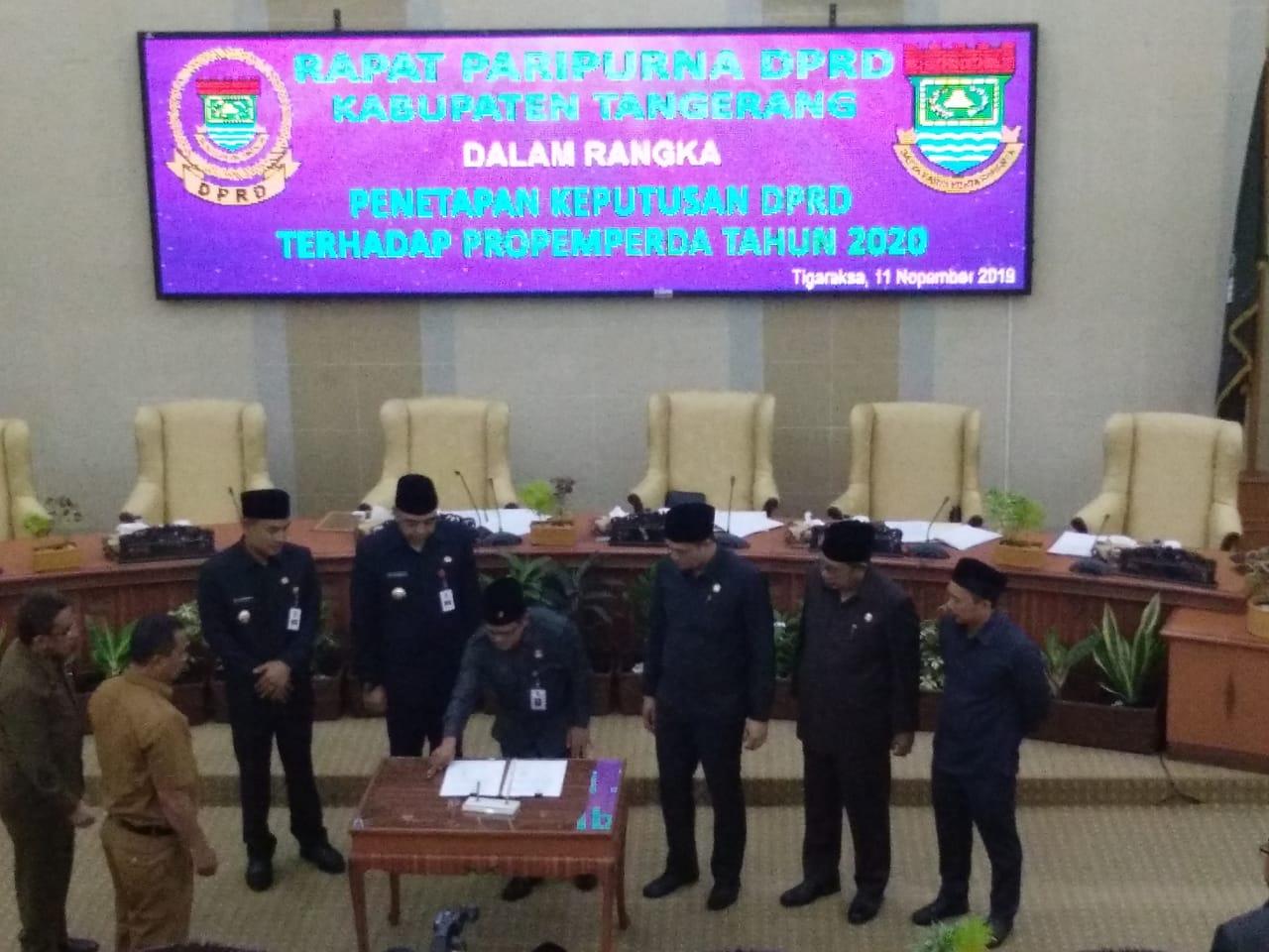 Pemkab Tangerang Wacanakan Sistem Pemerintah Berbasis Elektronik