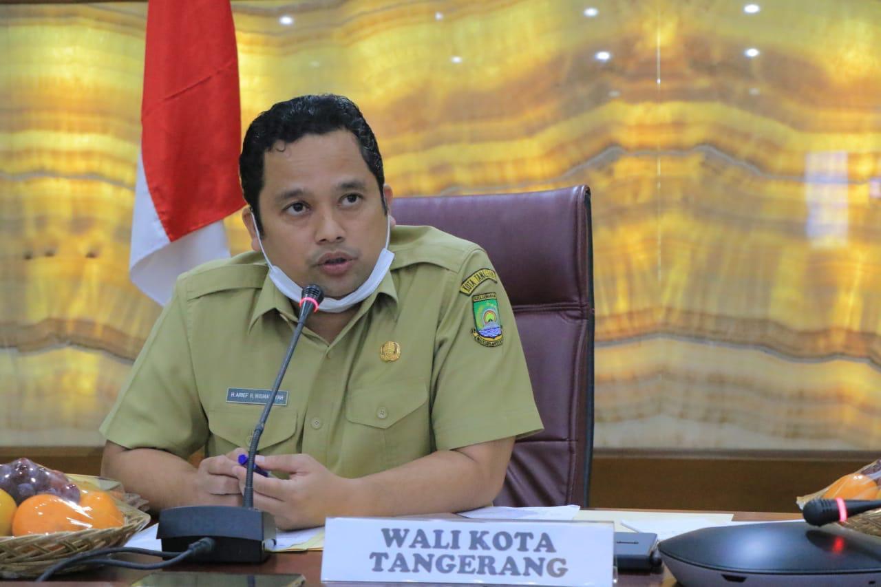 Warga Pendatang Terdampak Corona di Kota Tangerang, Diminta Datangi Ketua Lingkungan