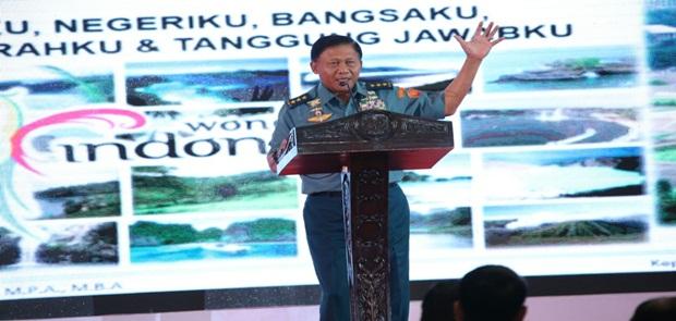 Menghadapi Proxy War Rakyat Indonesia Harus Tetap Pertahankan Karakter Bangsa