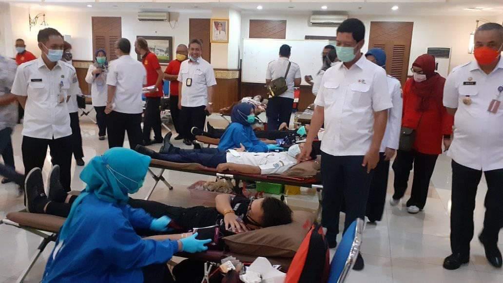 Donor Darah Aman Saat Pandemi, Ribuan Anggota FKDM Ikut Peduli