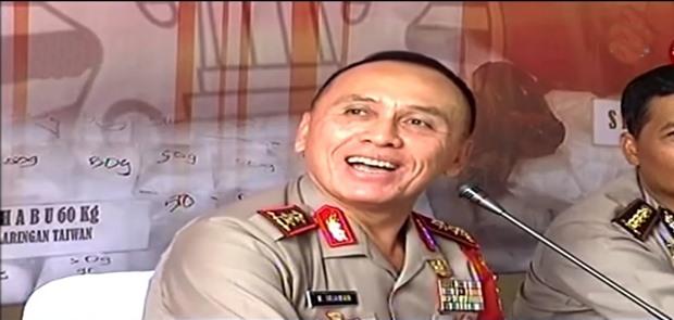 Polri Ganti Kapolda Metro Jaya Irjen Iriawan