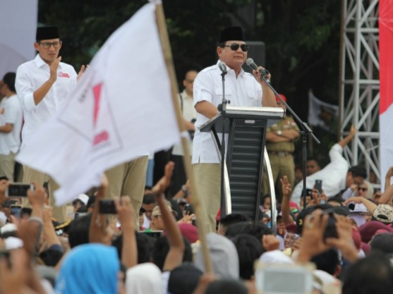 Kampanye GBK 7 April : Jika Massa Hingga 5 Juta, Kubu Prabowo Makin Yakin Menang