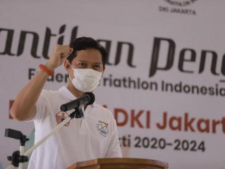 FTI Provinsi DKI Targetkan Emas di Eksibisi PON 2021