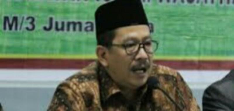 MUI Larang #2019GantiPresiden Dideklarasikan di Jawa Barat