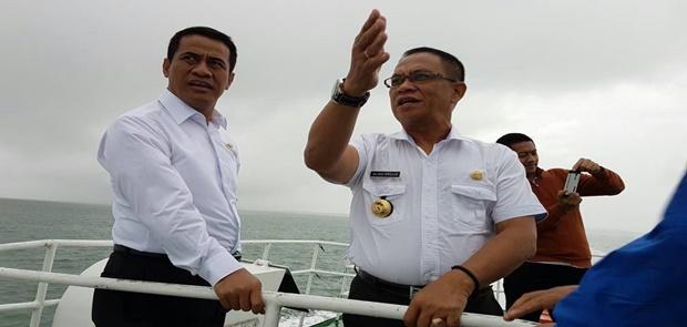 Bupati Lingga Jadikan Pulau Bakung Sebagai Tempat Karantina Sapi