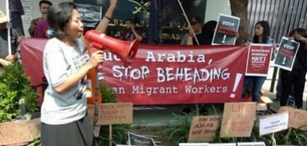 Surat Jokowi Tak Ditanggapi, Arab Sudi Akan Eksekusi Mati 2 TKI