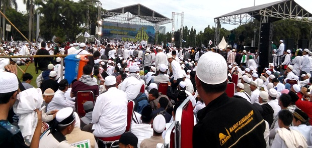 Inilah 17 Butir Maklumat Jakarta Hasil Kongres Alumni 212