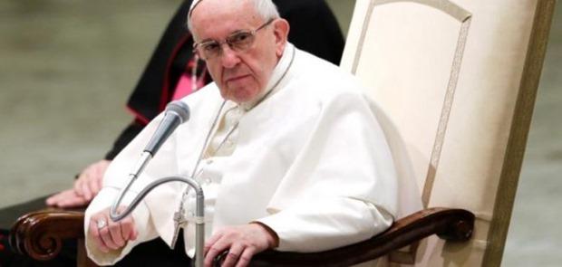 Bahas Muslim Rohingya, Paus Fransiskus Tiba Di Myanmar