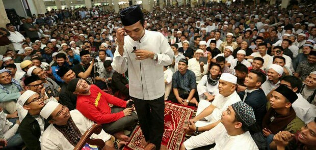 Jika Nolak Jadi Cawapres Prabowo, Ustad Abdul Somad Dinilai Kufur Nikmat