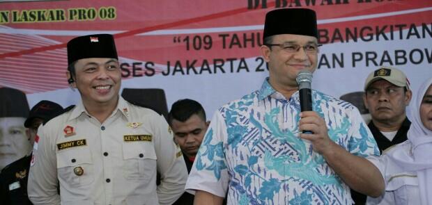 Apresiasi KJL, Aktivis GL Pro 08 Akan Bantu Data Lansia Jakarta