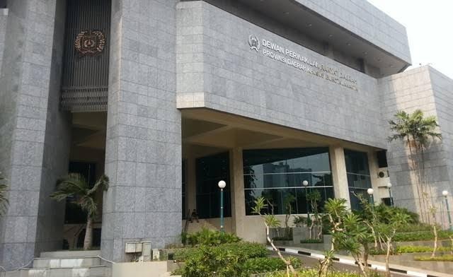 Gedung Lama DPRD DKI Ditutup Sementara Akibat Satu Staf Sekwan Positif Covid-19
