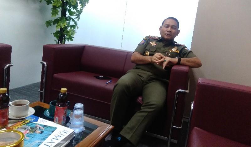 Kasatpol PP Dalami Dugaan Pembatalan Pembekuan Izin PT Avabanindo