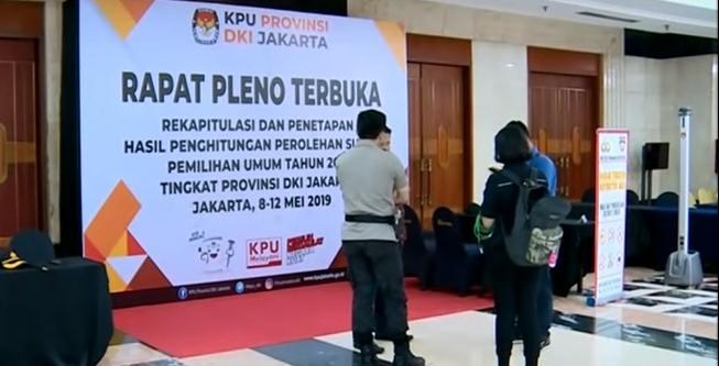 Rekapitulasi Suara di DKI Jakarta Molor Ini Penyebabnya