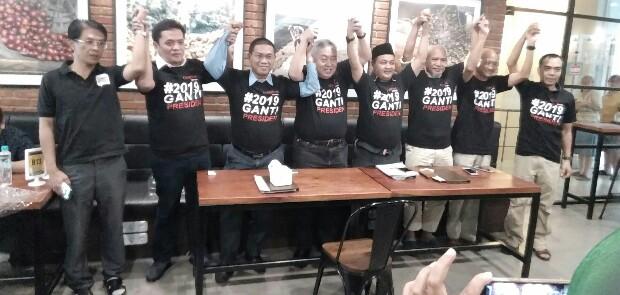 Yakin Jokowi Bakal Lengser, Forum Aspirasi Indonesia Launching IPJ