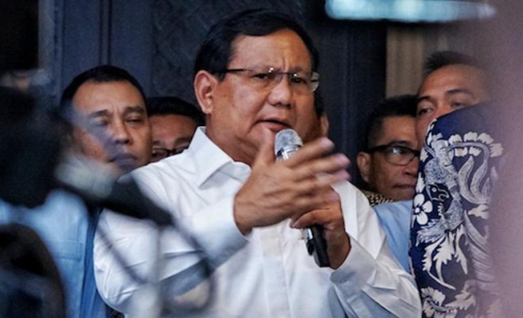 Rayakan Ultah di Pasaraya, Prabowo Minta Dukungan Emak-emak