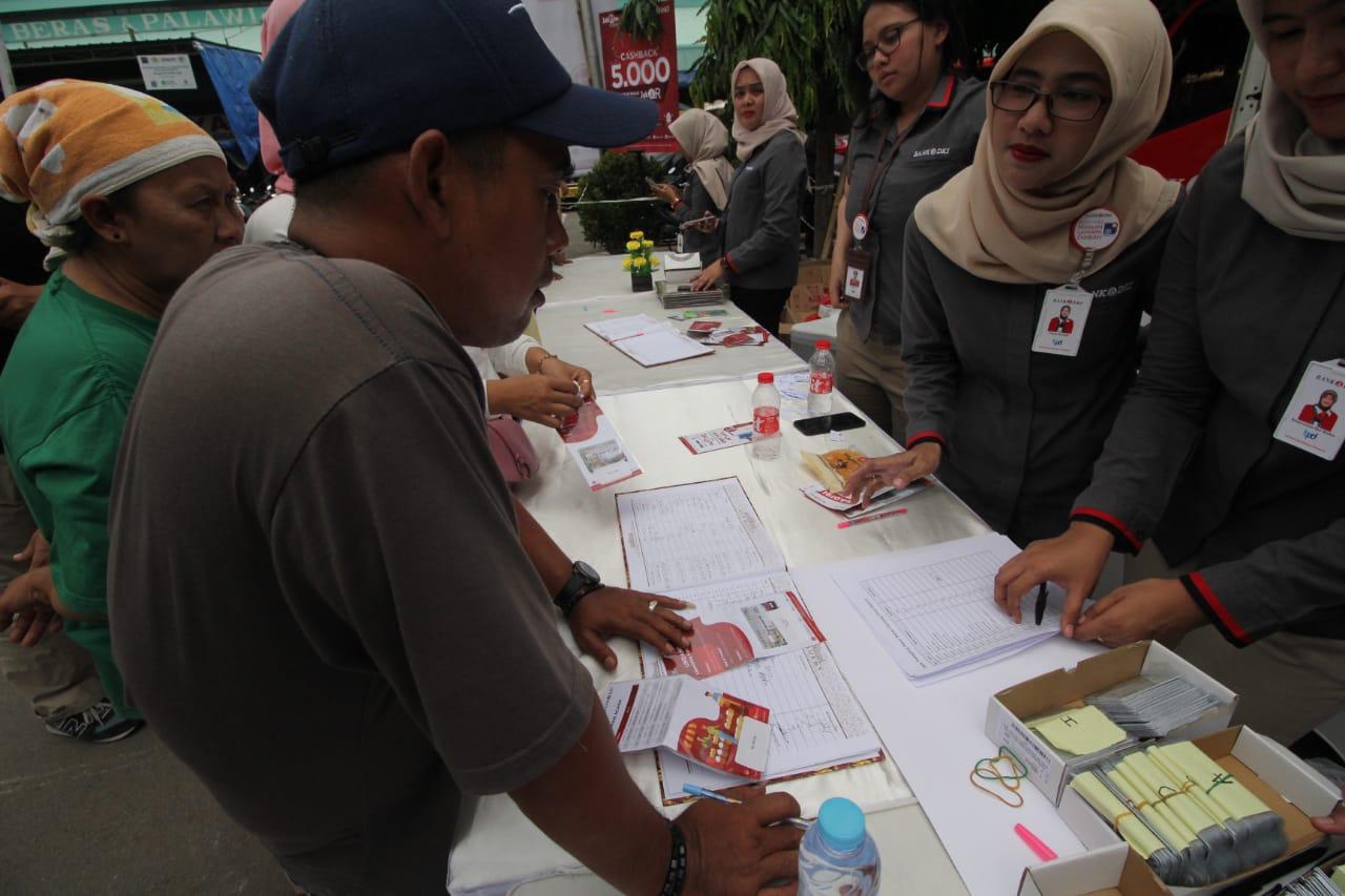Per September 2019, Bank DKI Salurkan Kredit UMKM Rp1,4 Triliun