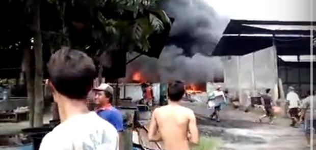 Pabrik Mercon Yang Terbakar Pekerjakan Anak di Bawah Umur