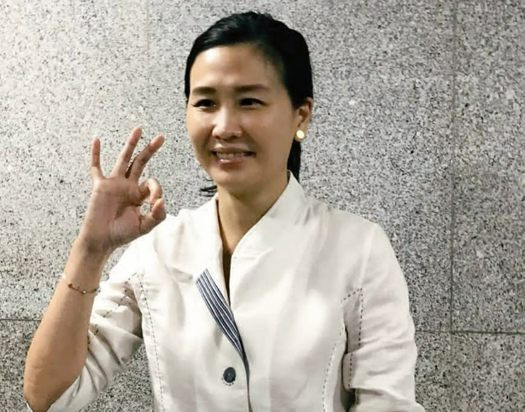 Mantan Istri Ahok Kampanye Jaga Jarak, Warganet: Bisa Curiga Aku Selingkuh