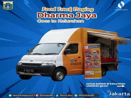 PD Dharma Jaya Jual Daging di Kelurahan