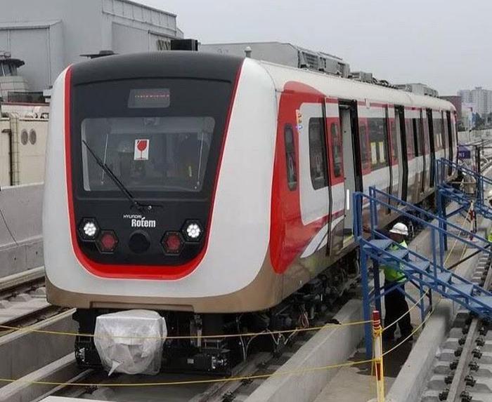 Ditargetkan Mulai April Warga DKI Bisa Gunakan Kereta LRT