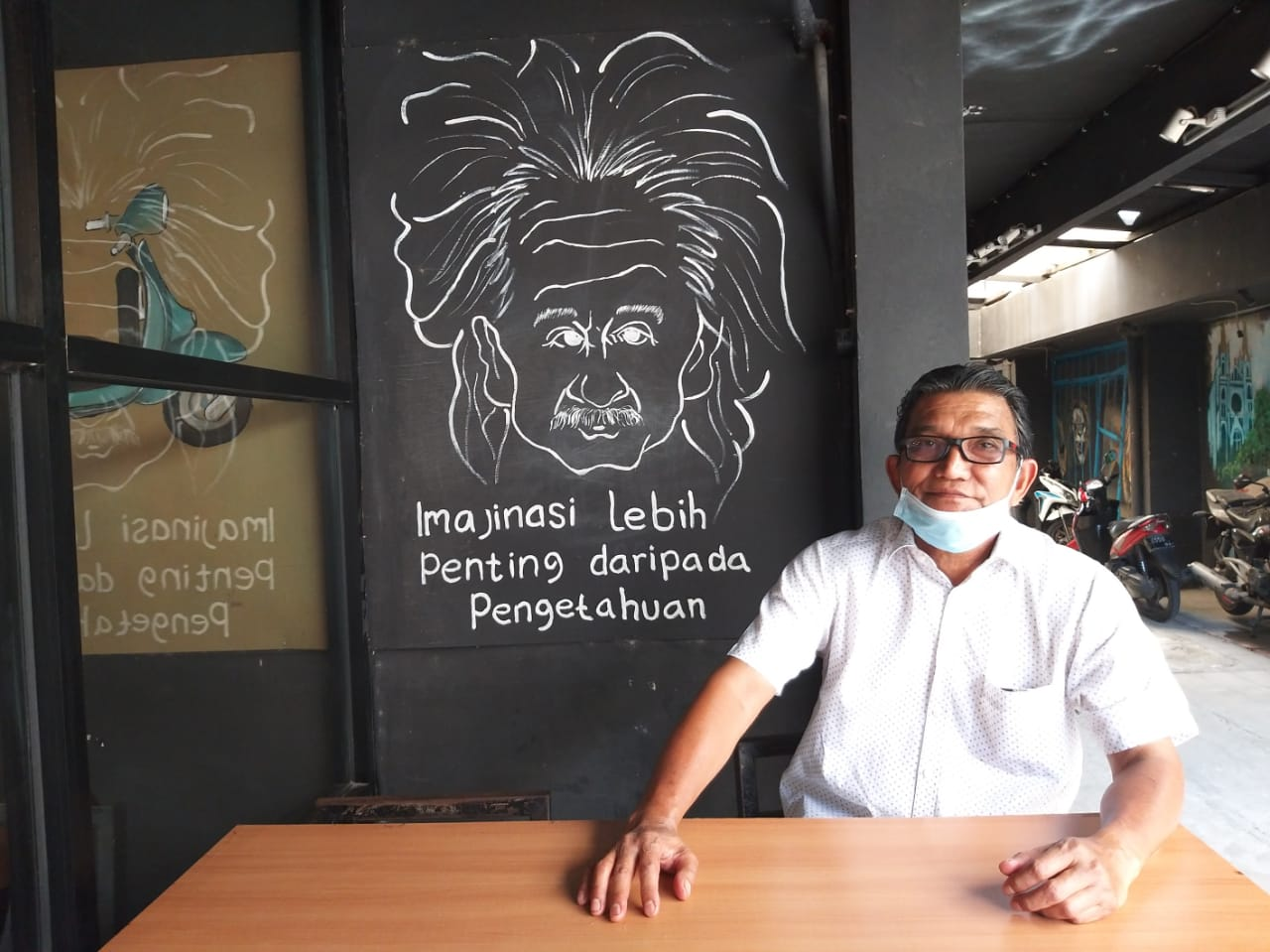 Arief Poyuono Gencar Serang Anies, Amarta: Dia Sedang Cari tiket Dekati Jokowi Karena Ditendang Gerindra