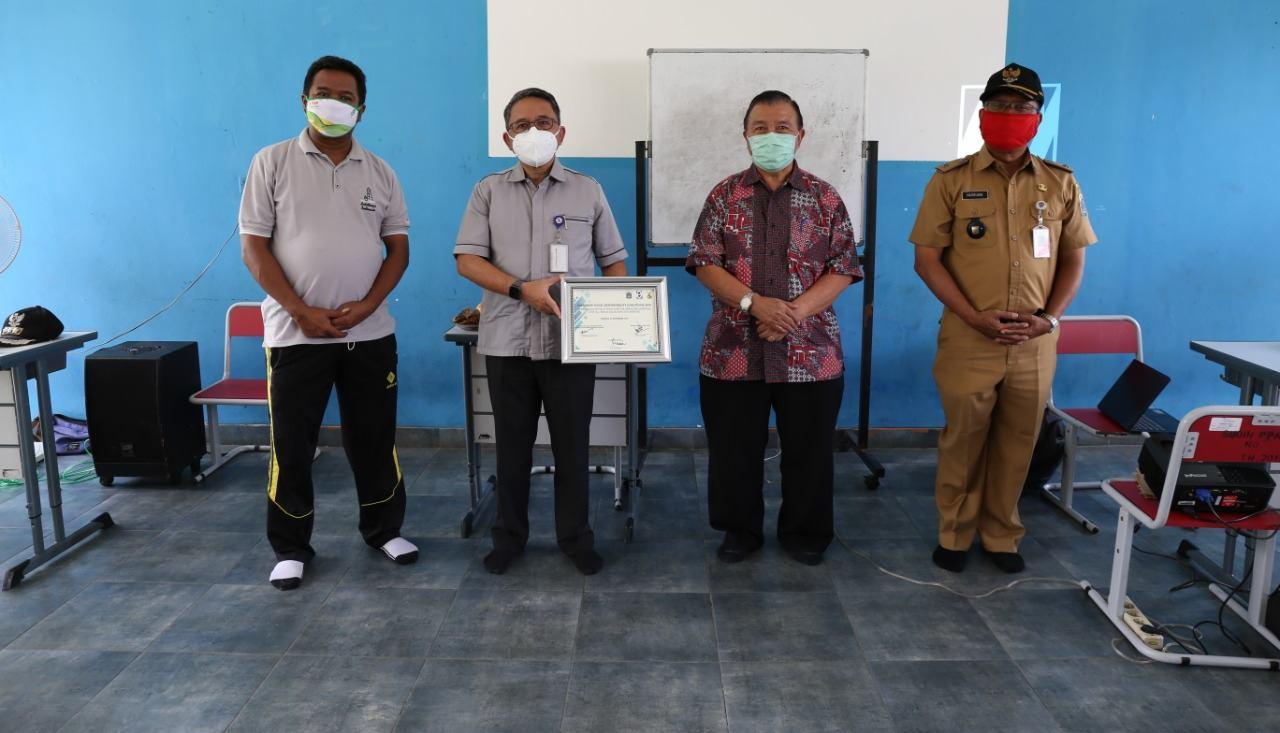 IPal Komunal Ujung Menteng Diresmikan PAL Jaya