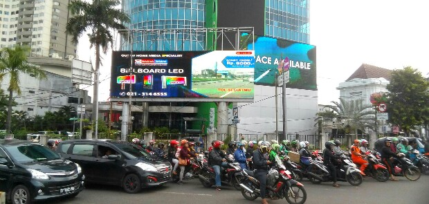 Pajak Reklame DKI Bocor Hingga Rp50 Miliar Lebih