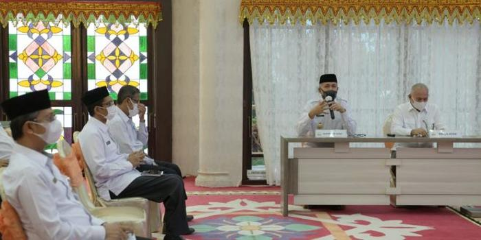Gubernur Nova Instruksikan Test Narkoba Massal Jajaran Pemerintah Aceh