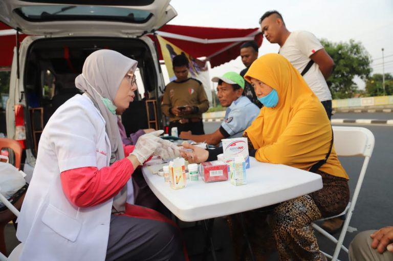 Bantu Pemudik, PKS Jaksel Buka Posko Mudik Ambulance