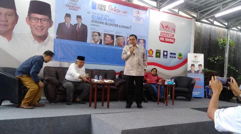 Menang Pilpres, Prabowo-Sandi Jadikan Ulama Sebagai Penasehat