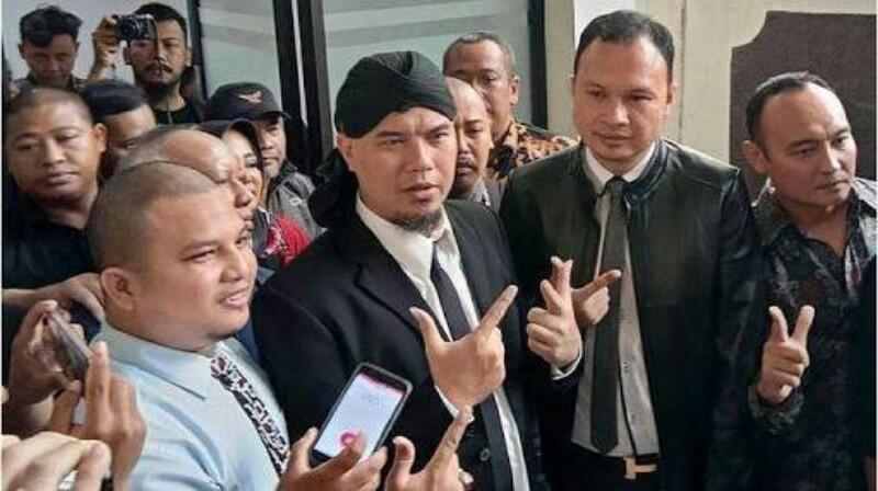 Ahmad Dhani Ditahan, Elektabilitas Jokowi Diprediksi Bisa Turun Hingga 5 Persen