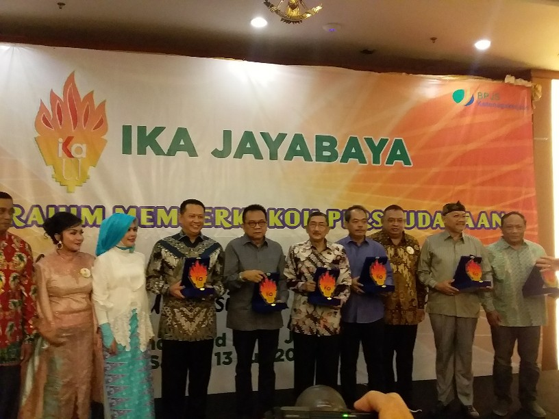 Alumni Jayabaya Dukung Bamsoet Jadi Ketum Golkar