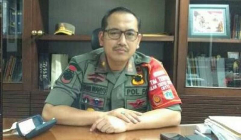 1.830 Personel Satpol PP Diterjunkan dalam Operasi Lilin Jaya 2018