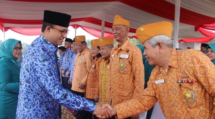 Peringati Rapat Raksasa IKADA KE-74, Anies Tegaskan Kesetaraan Masyarakat Perkampungan Di Jakarta