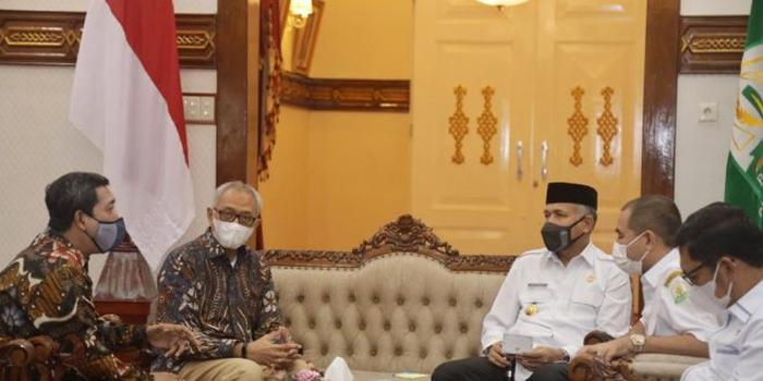 Gubernur Sambut Baik Program Ekspedisi Jalur Rempah