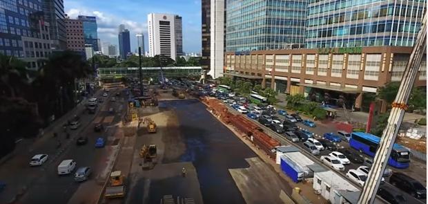 Ada 2 opsi Atasi Kekurangan Lahan Untuk Depo MRT