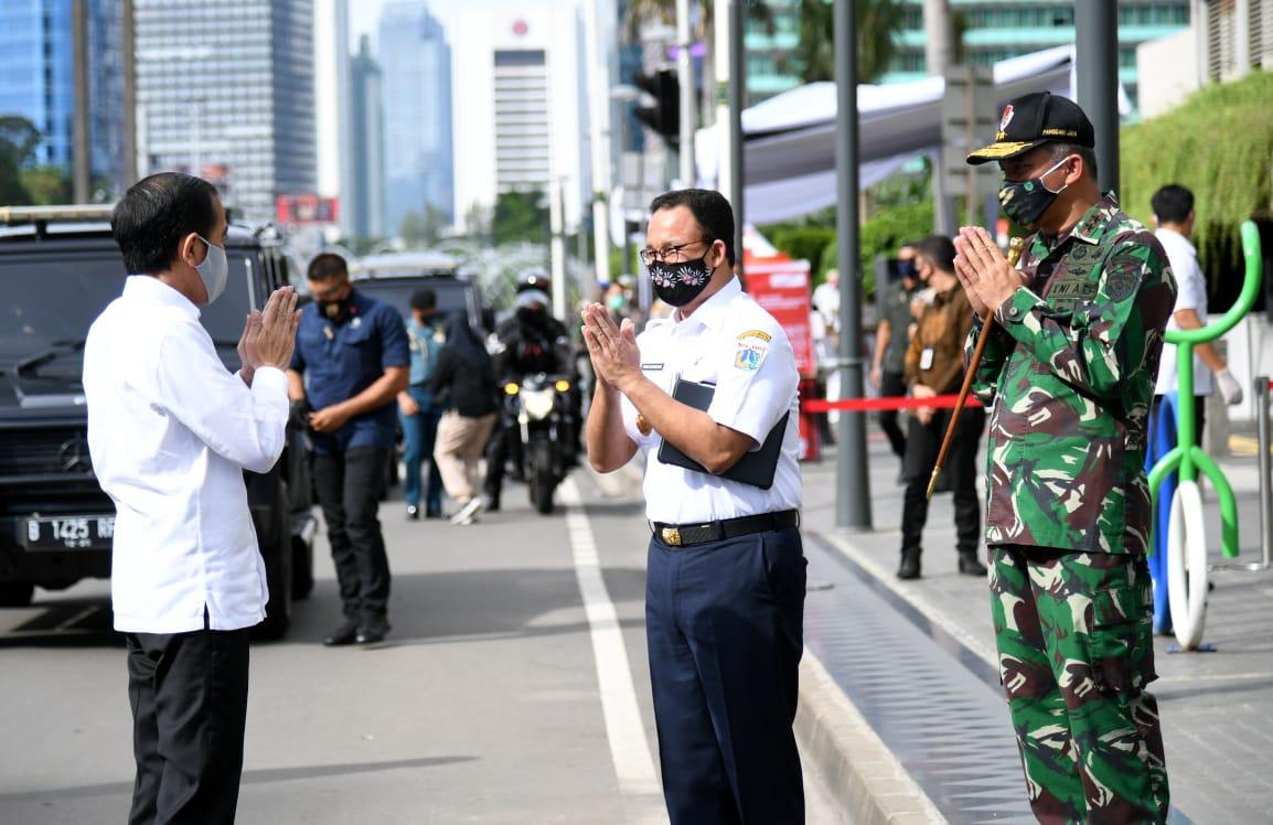 MRT Jakarta Siap Jadi Percontohan Transportasi New Normal
