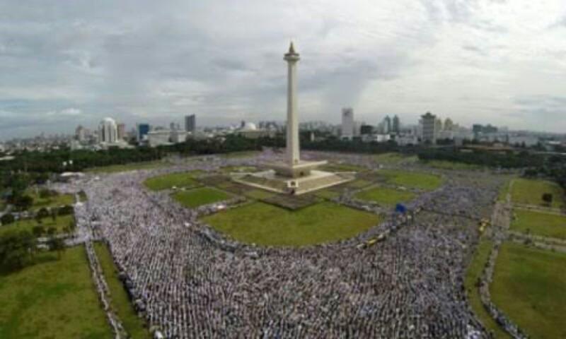 Polda Metro Jaya Izinkan Penyelenggaraan Reuni Akbar Mujahid 212