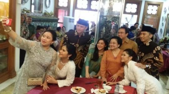 Silaturahmi AHY-EBY ke Rumah Megawati, Cairkan Ketegangan Politik ?