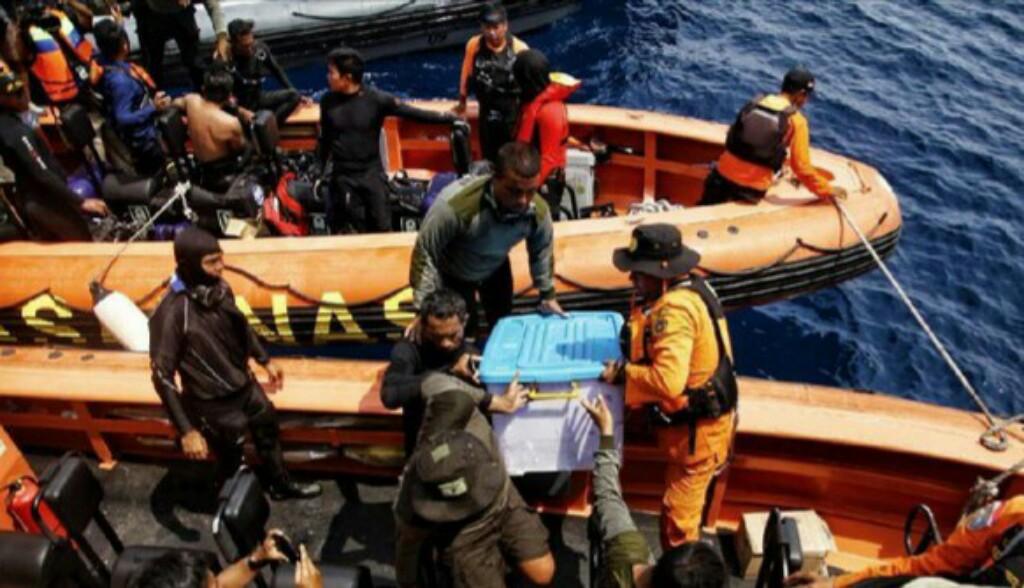 Black Box dan Badan Pesawat Lion Air Ditemukan