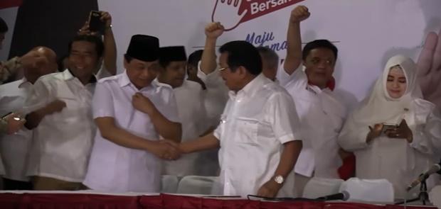 Anies-Sandi Menang di Pilkada Puteran Ke dua, Haji Lulung Dirangkul Kubu Romi