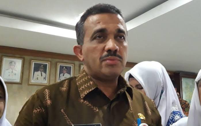 Fokus Program Covid-19, Walikota Jaktim Bantah Ada Pembongkaran Lahan Warga Di Cakung