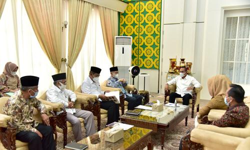 Dukung Penyaluran Dana Bergulir Zakat Produktif Gubernur Edy Rahmayadi Ingatkan Masyarakat Pentingny...