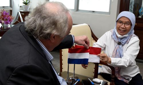 Belanda Harapkan Kerja Sama dengan Sumut Segera Terwujud