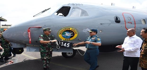 Enam Pesawat Baru Produk PTDI Perkuat TNI
