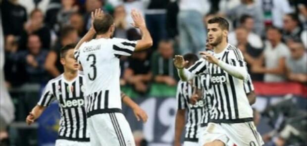Hempaskan Bologna, Juventus Berpelung Raih Scudetto Akhir Pekan Ini