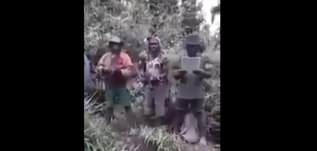 """1300 Warga Tembagapura """"Disandera"""" Kelompok Bersenjata"""