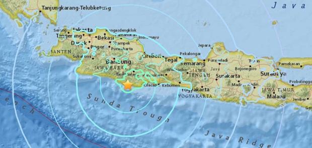 Gempa Tasikmalaya Tewaskan Satu Warga Ciamis