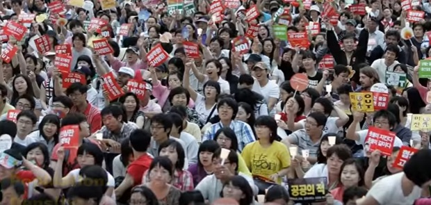 China Jadi Negara Paling Dibenci Korea Selatan