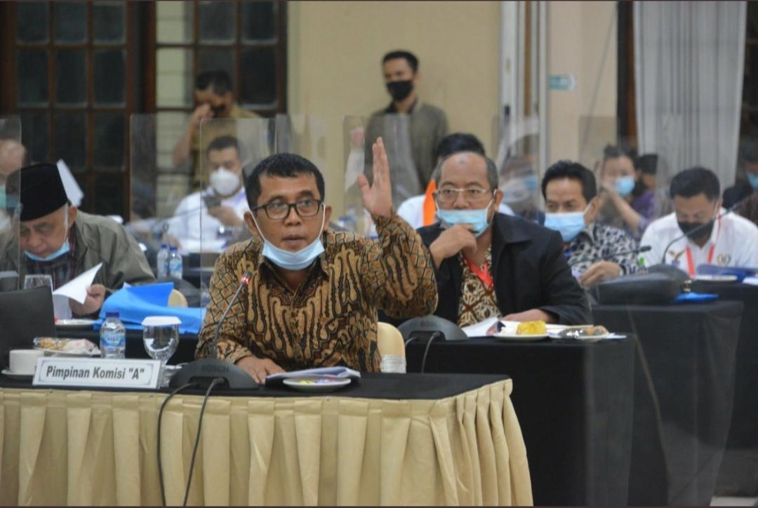 Diributkan Anggota, Ketua Komisi A Bela Anies Soal Smart E-budgeting DKI